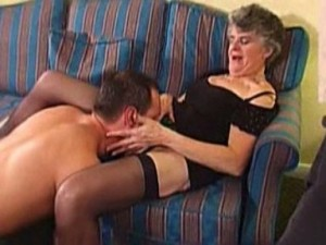 Grandmothers love sex