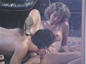 Retro porn of oral sex